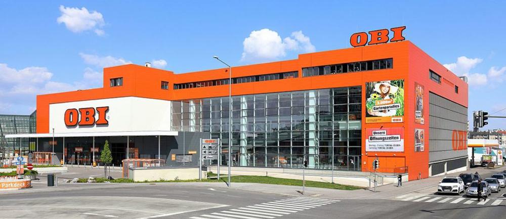 Гипермаркеты строительных материалов ОБИ